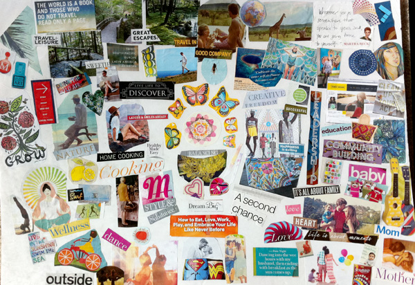 Visionboard 2013